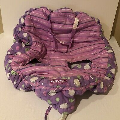 Floppy Seat Shopping Cart High Chair Cover Grape Sorbet EZ Carry Bag Style