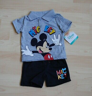 Clothing, Shoes & Accessories Baby Sommer Kurzehose Hose Mickey Mouse Winnie The Pooh Disney 100% Baumwolle Bottoms