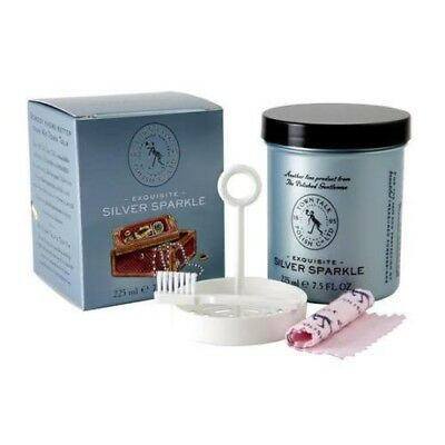 Silver Sparkle Jewellery Cleaner Dip  - Town Talk Silver Sparkle, 225ml