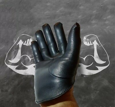 Gay Gloves, Ladyboy,homo,Handschuhe,LGBT Leather Lifestyle ,Gr: S