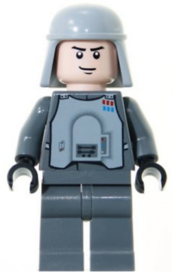 LEGO ® - Star Wars ™ - Set 8084 - Imperial Officer with Battle Armor (sw0261)