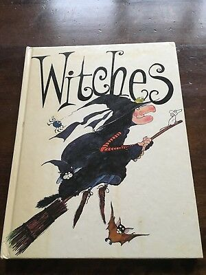 Witches Book by Collin Hawkins 1981