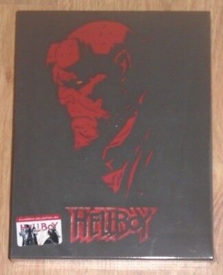 Hellboy (blu-ray) Steelbook - Filmarena (Full slip). NEW & SEALED