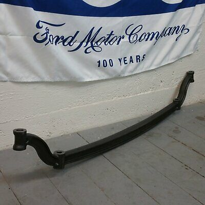 """1933 - 1934 Ford 4"""" Drop i Beam Solid Axle classic street custom rat V8 coupe"""