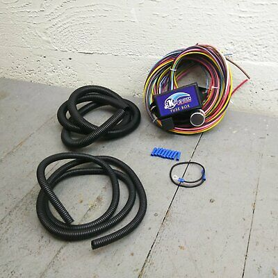 1940 Ford Wiring Harness - Wiring Diagram Srconds A Wiring Harness For Ford on