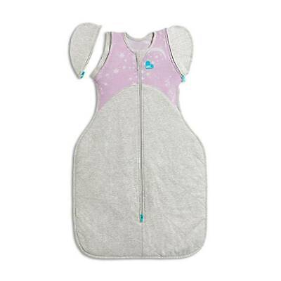 NEW Love To Dream Swaddle Up Transition Bag Warm 2.5 TOG - Lilac Free Shipping