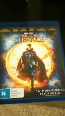 Marvel's Doctor Strange BLU-RAY 3D Brand New out of plastic