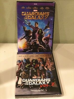 Guardians of the Galaxy Vol. 1 & 2 MARVELS MOVIE 🔥 🔥 🔥 BRAND NEW