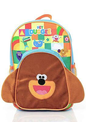 Hey Duggee Two Pack Girls Vests Sleeveless Patterned Betty Happy Norrie Roly Tag