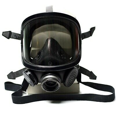 Finnish army military gas mask M71 full face protection surplus mask respirator
