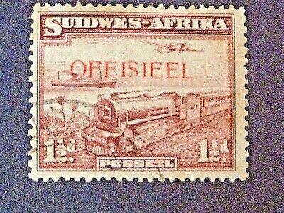 1095]   Stamps Of  South Africa  S W A -1931  -  Sg 025  Fine Used