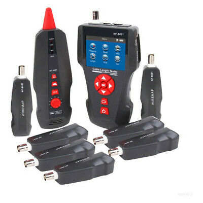 Multifunction Cable Tester Poe Ping Testing Nf8601W Doss