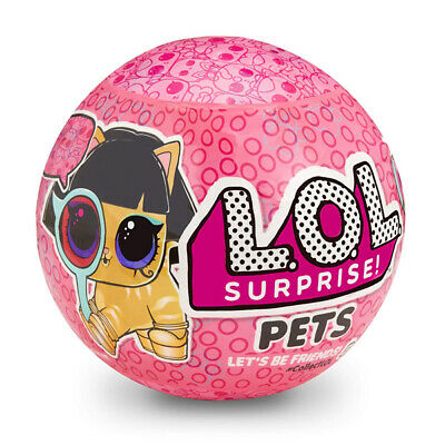 Lol Surprise Pets Serie 4 Giochi Preziosi Originali
