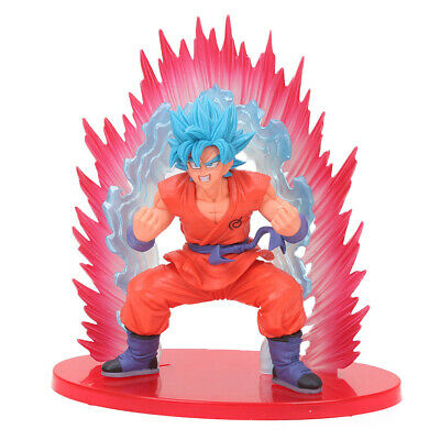DRAGON BALL Z GOKU SUPER SAYAN KAIOKEN Action Figure Exclusive GT SUPER #1 X10