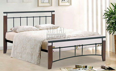 Kentucky Metal Bed Frame 3ft, 4ft & 4ft6 - Two Styles!!  FREE 1 DAY DELIVERY