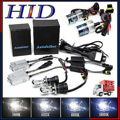 Hid Conversion Kit 9006 H1 H3 H4 H7 H11 Xenon Headlight  Light Bulb Ballast 55W