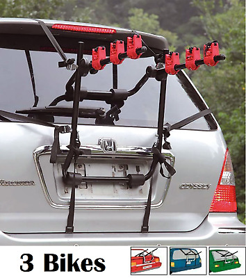 2006-DATE Rear Mount Holder VAUXHALL CORSA D 2 Bike Carrier Car Cycle Rack
