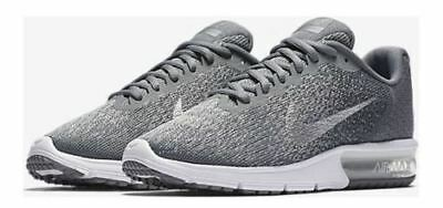the latest cff37 32d2a Nike Femmes Air Max Sequent 2 Chaussures Course Baskets 852465-008 UK 7 Eu  41