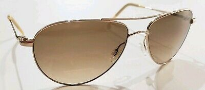 c26363a9c4 Oliver Peoples Benedict Sunglasses Gold   Brown Photochromic Gradient  OV1002S