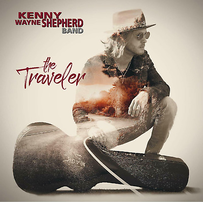Kenny Wayne Shepherd - The Traveler [CD] - RELEASED 31/05/2019