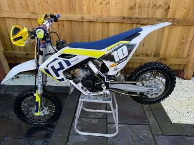 Husqvarna 2018 TC65 Fully Loaded Race Bike For Sale High Spec Lots Of Extras