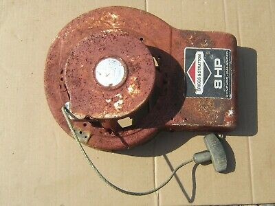 Briggs Stratton---Engine Shroud Cover---8Hp--Parts