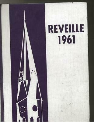 1961 Kenyon College Yearbook, The Reveille, Gambier, Ohio