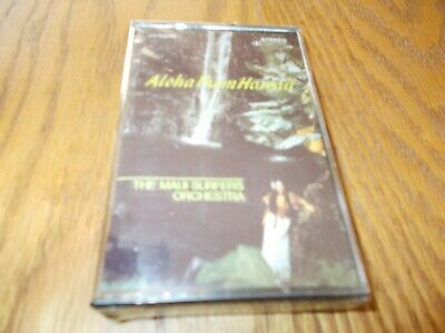 The Maui Surfers Orchcestra - Aloha From Hawaii Cassette Brand New Sealed