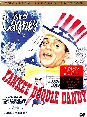 Yankee Doodle Dandy (DVD, 2003, 2-Disc Set, Two-Disc Special Edition) * NEW *