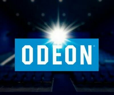 💖 Odeon Cinema 2 for 1 Online Ticket Code > Saturday/Sunday 22nd or 23rd June