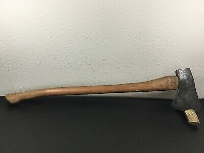 Vintage Plumb Axe Hatchet Head Antique Patent Applied For Hudson Bay