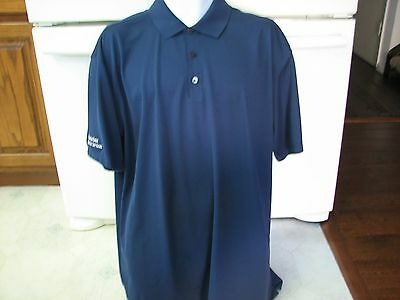 Mercedes Benz Financial services XL Nike Golf shirt mint or unused.