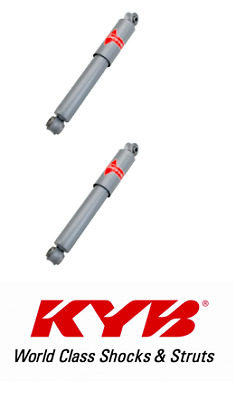Shock Absorber-Gas-a-just Rear KYB KG5501 fits 63-82 Chevrolet Corvette