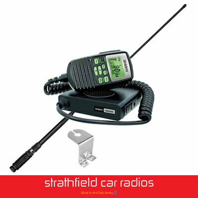Uniden UH5060VP Accessory Pack with AT380 Antenna & Mount Bracket