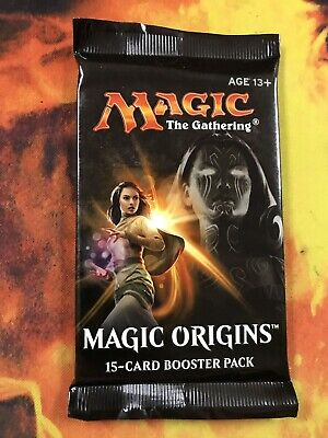 1x Magic the Gathering MTG Magic Origins New Factory Sealed Booster Pack