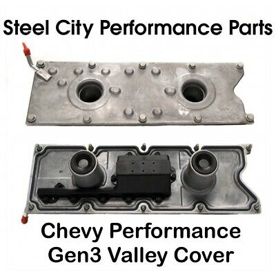 LS1 LS6 ENGINE Valley Cover Corvette 04-06 GTO CTS-V Built