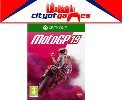 MotoGP 19 Xbox One Game Brand New & Sealed In Stock