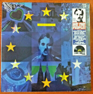 "U2 ""The Europa"" Ep Single 12"" Lp Vinyl Rsd 2019  Nuevo Precintado  New Sealed"