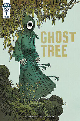 🔥 Ghost Tree #1 Nm Japanese Horror Idw Comics 2019 Sold Out 1St Print Hot!