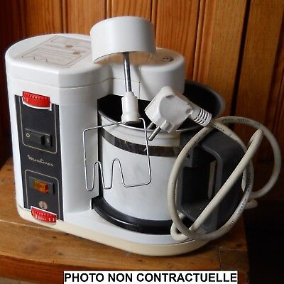 Le saucier MOULINEX 220V 2 Pales French Cooking to Make Sauces Perfect Everytime