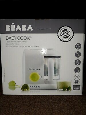 Beaba Babycook baby Food Mixer / steamer  Blender Brand New