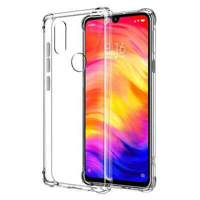Coque TPU Gomme Protection Antichoc Shockproof Bumper pour Xiaomi Redmi Note 7