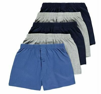5 x Pairs GEORGE Young Boys Teenage Boys Pants Boxers Underpants UK Age 1 - 14