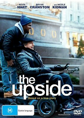 The Upside DVD Region 4 NEW // PRE-ORDER for 29/05/2019
