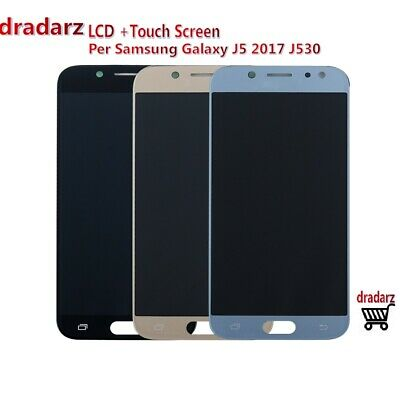Per Samsung Galaxy J5 2017 J530 SM-J530F LCD Display Touch Screen Schermo IT