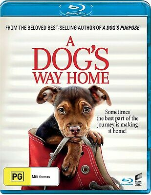 A Dogs Way Home Blu-ray Region B NEW // PRE-ORDER for 19/06/2019