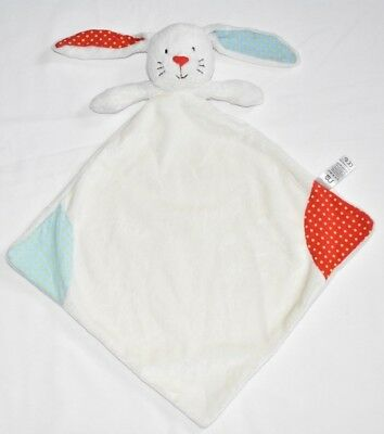 SUPER RARE Mothercare My First Bunny Rabbit Blankie Comforter soft toy NEXT D PO