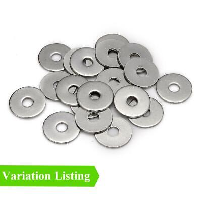 Heavy Duty Form C Steel Metric Washers, Bright Zinc Plated for Nuts & Bolts