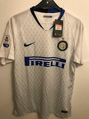 the best attitude 68dc1 8a00a MAGLIA JERSEY INTER Brozovic Away 2019