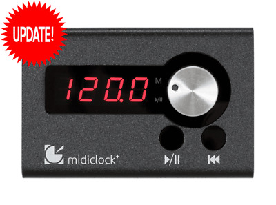 ERM MIDIclock Plus Sequencer Clock Generator